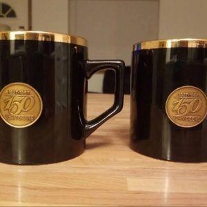 JOHN DEERE Anniversary Ceramic Mug Set